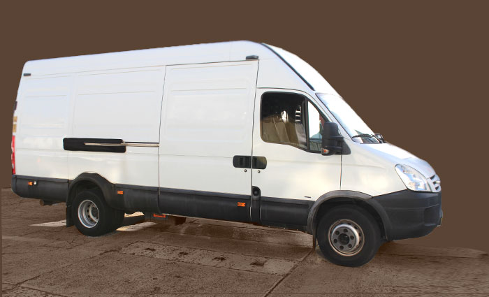 Iveco Van Equipment List